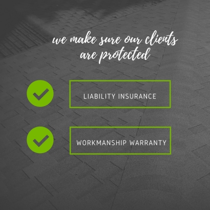 L.I.D. Roofing - insured -workmanship warrranty - roofing companies fort saskatchewan