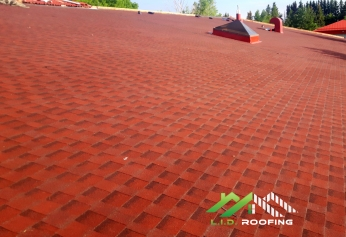 roofing company serving Fort Saskatchewan and Bon accord Areas